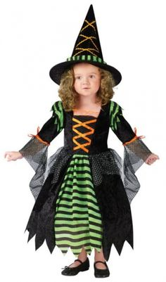 Miss Witch Costume