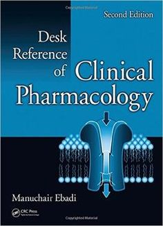 Desk Reference Of Clinical Pharmacology Second Edition PDF