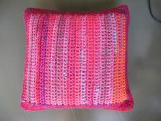 Moss Crochet: The Digital Pillow