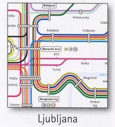 Public Transport, Transportation, Map, Location Map, Maps