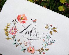 """Пусть всегда будет солнце!: """"Love"""" Helene le Berre """"Le langage des fleurs"""""""