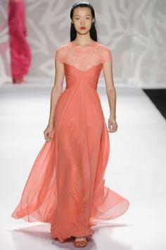 Sfilata Monique Lhuillier New York - Collezioni Primavera Estate 2014 - Vogue