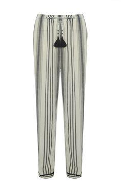 Primark - Denim Stripe PJ Bottoms