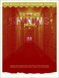The Shining (1980) A psychological horror film produced and directed by Stanley Kubrick, co-written with novelist Diane Johnson, and starring Jack Nicholson, Shelley Duvall, Scatman Crothers, and Danny Lloyd.
