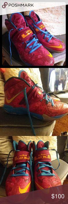 sports shoes 22d9d a4d5a Lebron Soldier 7