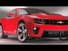 Wow! 2012 ZL 1 Camaro - Most Powerful Camaro ever built!!