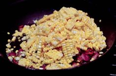 Southern Fried Corn - Add a Pinch Southern Side Dishes, Southern Recipes, Learn To Cook, Food To Make, Southern Fried Corn, Fried Corn Recipes, Country Cooking, Side Recipes, Vegetable Side Dishes