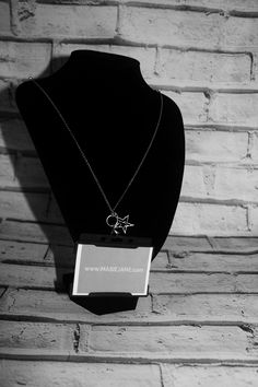 Want my work pass on this Necklace Lanyard by Masie Jane - Silver Double Star Charm