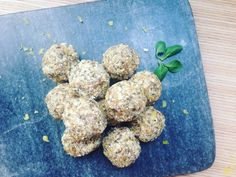 New Recipes, Whole Food Recipes, Energy Balls, Spices, Vegetarian, Vegan, Fruit, Cooking, Ethnic Recipes