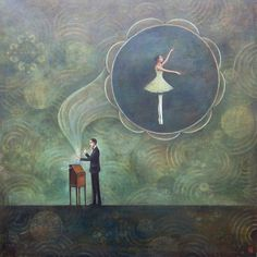 Theremin's Therapy by Duy Huynh