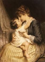 Frederick Morgan oil painting reproductions on canvas, create fine art oil paintings from your photographs. Classic Paintings, Beautiful Paintings, City Art, Munier, Madonna And Child, Victorian Art, Victorian Angels, Oil Painting Reproductions, Mothers Love