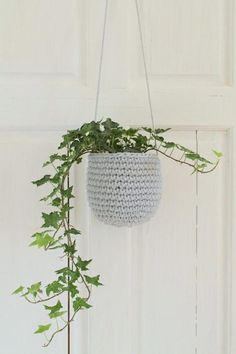 Hey, I found this really awesome Etsy listing at https://www.etsy.com/listing/518897971/made-to-order-hanging-planter-crochet