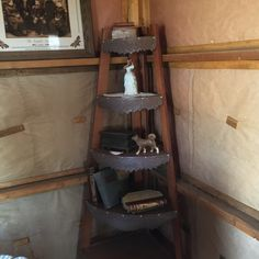 Image result for ma's whatnot shelf Ingalls Family, Laura Ingalls Wilder, Stunning Photography, Ladder Bookcase, Furniture Making, Shelf, Half Pint, House, Club