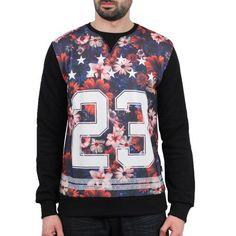 Criminal Damage - Frisco Sweater Multi http://www.urbanlocker.com/produits/20012-frisco-sweater-multi/