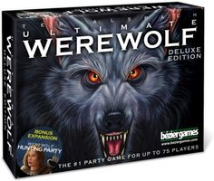 Werewolf Games, Best Summer Camps, Party Card Games, Exploding Kittens, Hunting Party, The Game Is Over, Game Guide, Family Games, Best Part Of Me