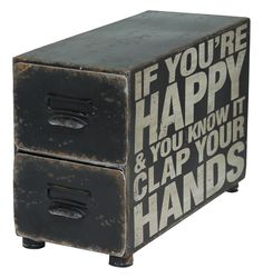 Happy Drawers Storage | New Accents | New | Products | Urban Barn