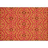 Found it at Wayfair - Milano Gold/Berry Rug