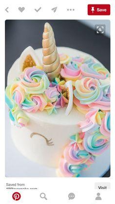 Unicorn Cake& are the BEST Cake Ideas! Unicorn Cake& are the BEST Cake Ideas! The post Unicorn Cake& are the BEST Cake Ideas! Unicorn Baby Shower, Unicorn Party, Unicorn Cakes, Unicorn Rainbow Cake, Unicorn Cake Images, Unicorn Head Cake, How To Make A Unicorn Cake, Unicorn Foods, Unicorn Halloween