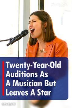 """One can tell that Californian student, Sophia Wackerman, comes from a gifted musical family. Her command of the stage was nothing short of remarkable, as she delivered a breathtaking rendition of """"Water"""" by Bishop Briggs. The artist was so good that Katy and the judges took her outside to brag to the world. #SophiaStar #AmericanIdol #Singing #TVShows"""