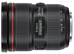 Купить объектив CanonEF 24-70mm f/2.8L II USM — выгодные цены на Яндекс.Маркете