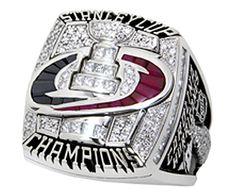 Carolina Hurricanes Stanley Cup Championship Ring