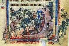 Nom nom nom | Community Post: 20 Bizarre Examples Of Medieval Marginalia