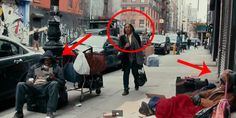 Have the Homeless Become Invisible? Will This Woman Notice Her Homeless Family? | World Truth.TV