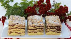 Prajituri de Casa cu Nuca Sweets Recipes, Cooking Recipes, Desserts, Food And Drink, Pastries, Sweets, Recipes, Pie, Tricot