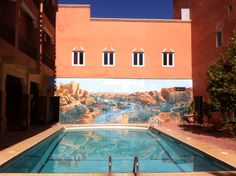 Eines der empfohlenen Hotel (low budget) Budget, Outdoor Decor, Home Decor, Morocco, Decoration Home, Room Decor, Interior Decorating