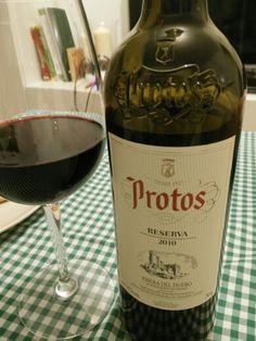 Protos Reserva 2010 Rojo picota Intenso,complejo Estructurado,frutal,persistente,aromatico Un gran ribera del duero