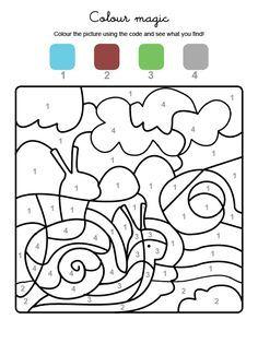 malvorlagen für kinder - malen nach zahlen - kostenlos ausmalbilder herunterladen,… | kostenlose