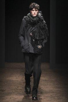 Salvatore Ferragamo - Fall 2015 Menswear -