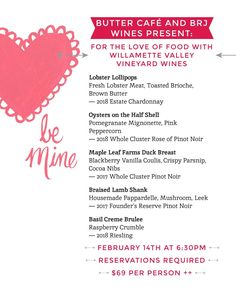 Read along for great deals and exciting experiences, thanks to some amazing Chamber business members Romantic Dinner For Two, Romantic Dinners, Valentines Day Package, Strawberry Martini, Wine Presents, Spa Specials, Beef Filet, King Crab Legs, Fresh Lobster