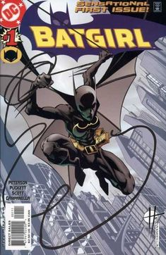 """She may be Gotham's girl wonder, but she's not the commissioner's daughter! As Barbara Gordon is still Oracle, using her computer knowledge since her disabling in """"The Killing Joke,"""" Cassandra Cain, who worked with Oracle after aiding Wonder Woman against Egg Fu, the Chinese Omelet That Walks Like a Man, took on the identity with Batman and Oracle's permission. As Batgirl, Cain is mute (it's a long story)."""