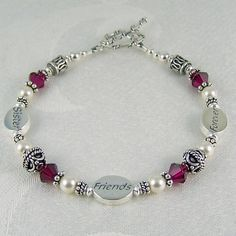 Swarovski Beaded Bracelets - Bing Images
