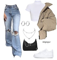 Teenage Girl Outfits, Chill Outfits, Indie Outfits, Teen Fashion Outfits, Cute Casual Outfits, Cute Summer Outfits, Retro Outfits, Comfortable Outfits, Mom Jeans Outfit