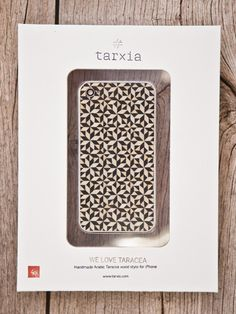 Taracea wood backs for IPhone Granada Spain, Autumn Trees, Craftsman Style, Woods, Mosaic, Packaging, Iphone, History, Cover