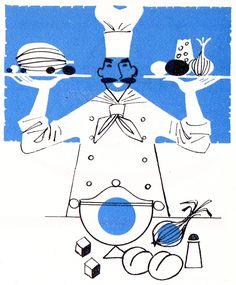 Better cooking, better living. 1952.