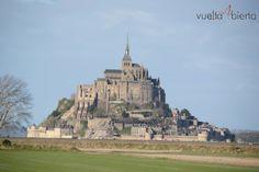 Vuelta abierta | Blog de viajes: Mont Saint Michel (Francia)