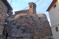 castillo de aler - huesca - españa