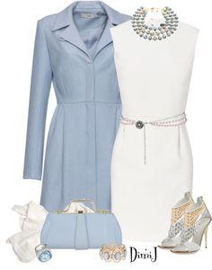 """""""Zara Backless Dress"""" by dimij on Polyvore"""