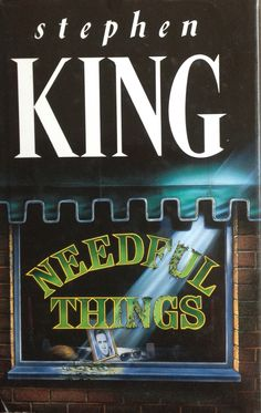 Stephen King: de noodzaak (engels)