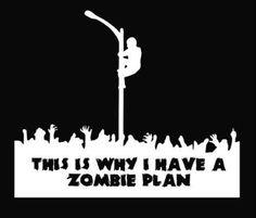 A zombie plan.