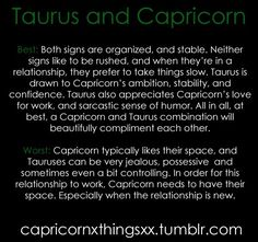 Whats it like dating a capricorn woman / What to do when