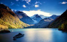 widescreen backgrounds mountain