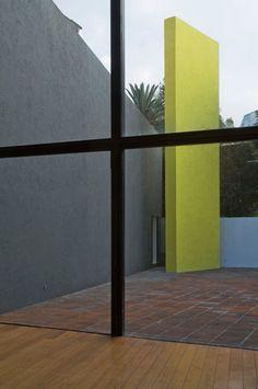 Museo Experimental El Eco - Patio Interior