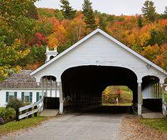 Stark Bridge, Stark, NH
