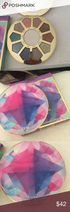Tarte make believe in yourself palette nwt Tarte make believe in yourself palette. NWT. Sephora Makeup Eyeshadow