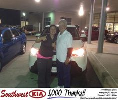 https://flic.kr/p/HiJxEf | #HappyBirthday to Hailee from Clinton Miller at Southwest Kia Mesquite! | deliverymaxx.com/DealerReviews.aspx?DealerCode=VNDX