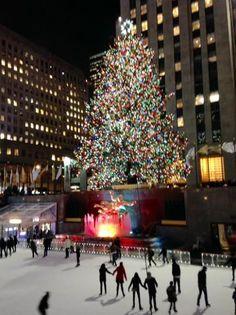 (c)beautflstranger December 2014 Rockefeller Center Christmas Tree